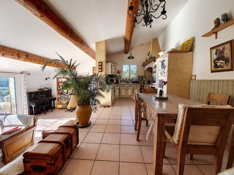 Vente maison / villa La cadiere d azur 493500€ - Photo 2