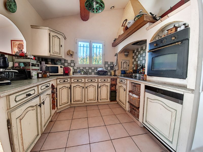 Vente maison / villa La cadiere d azur 493500€ - Photo 7