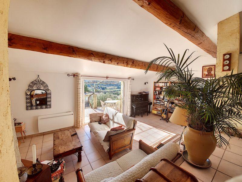 Vente maison / villa La cadiere d azur 493500€ - Photo 11