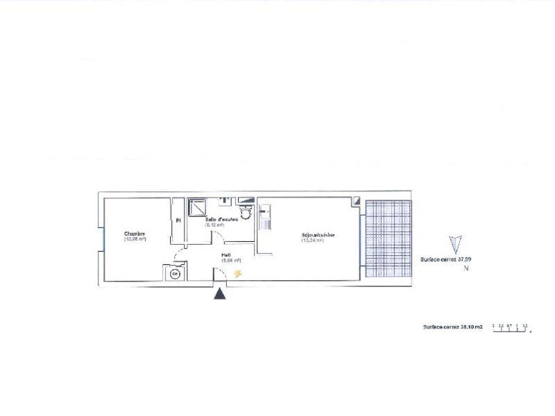 Vente appartement Saint cyr sur mer 215000€ - Photo 8