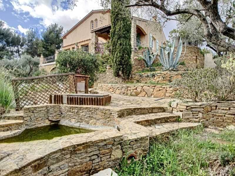 Vente maison / villa La cadiere d azur 865000€ - Photo 1