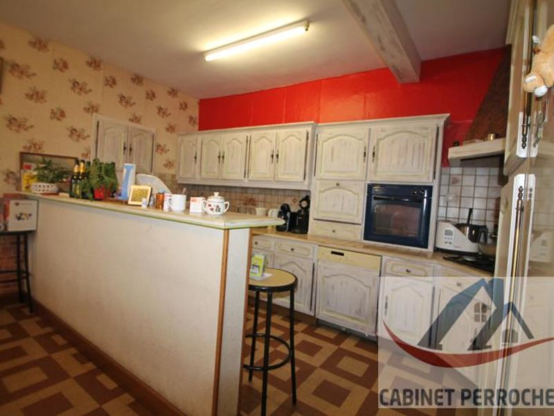 Sale house / villa La chartre sur le loir 140000€ - Picture 7