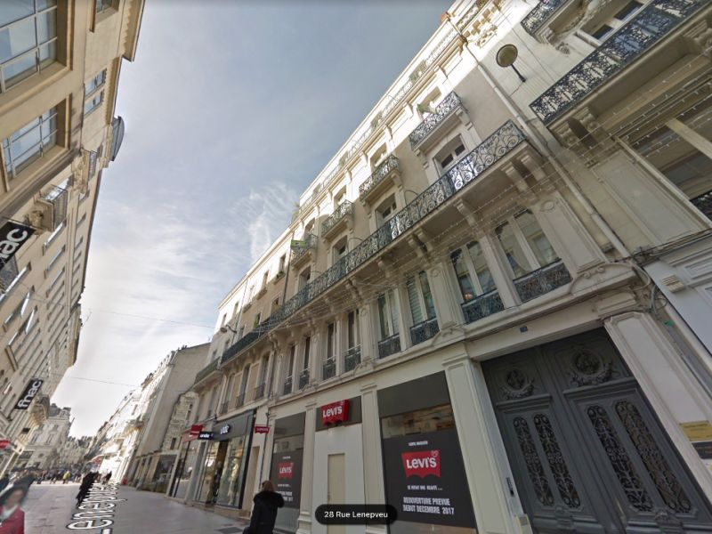 Sale apartment Angers 120 000€ - Picture 1
