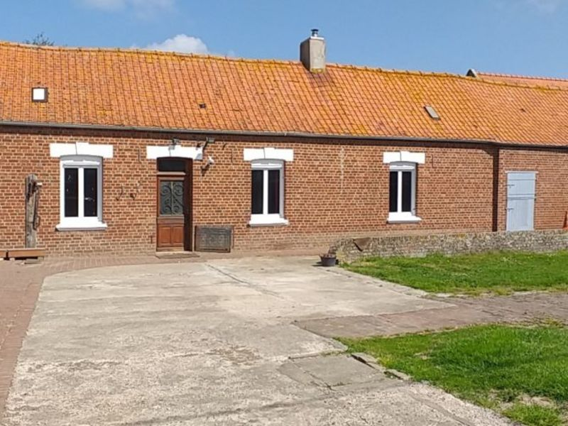 Sale house / villa Therouanne 170000€ - Picture 1