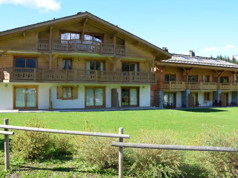 Sale apartment Les houches 200 000€ - Picture 1