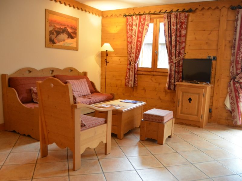 Sale apartment Les houches 325 000€ - Picture 2