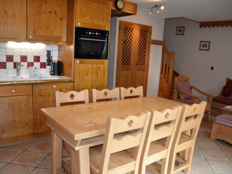 Sale apartment Les houches 325 000€ - Picture 3