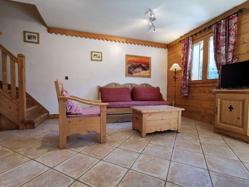 Verkoop  appartement Les houches 300000€ - Foto 3