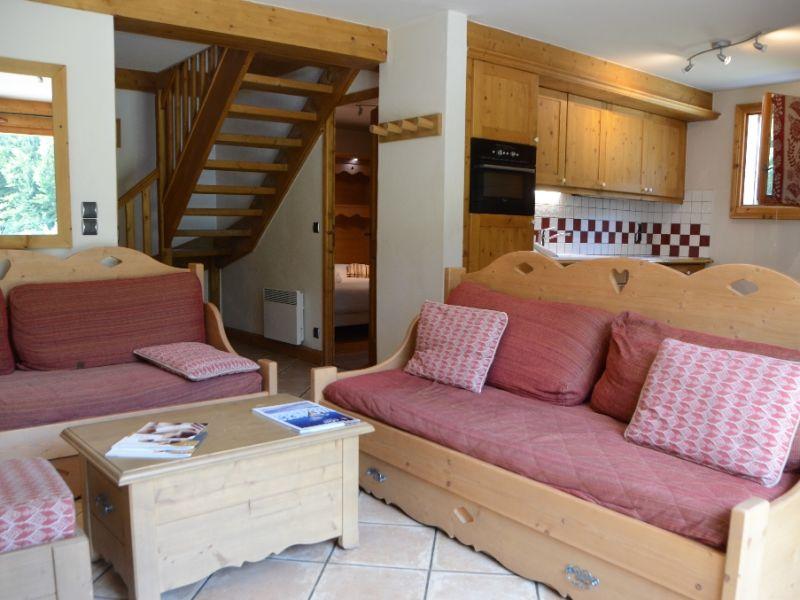 Verkoop  appartement Les houches 495000€ - Foto 2
