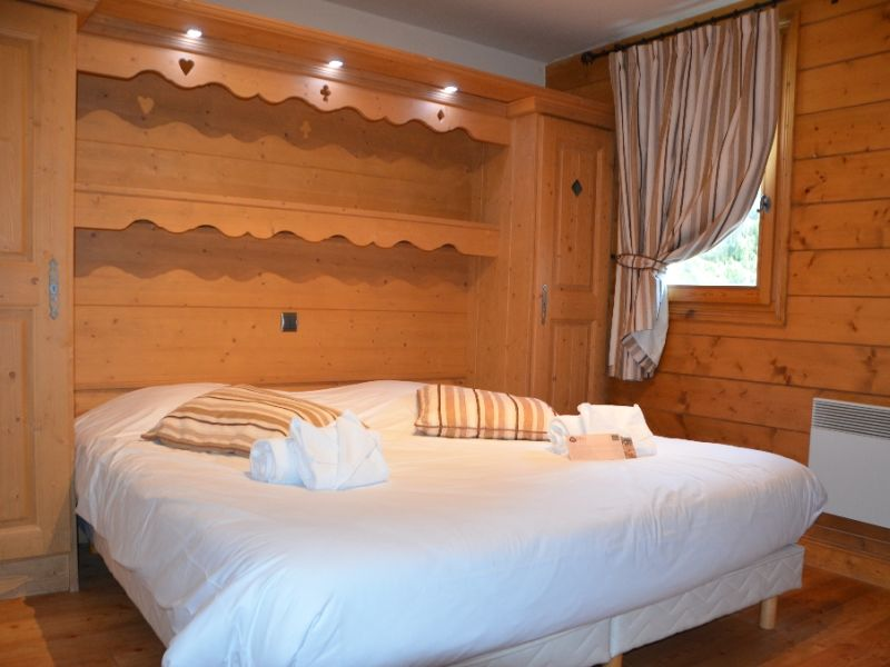 Verkoop  appartement Les houches 495000€ - Foto 4
