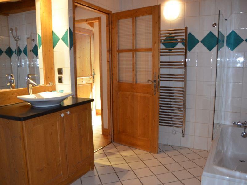 Verkoop  appartement Les houches 495000€ - Foto 7