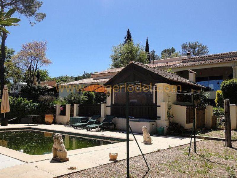 Verkoop  huis Le thoronet 435000€ - Foto 1