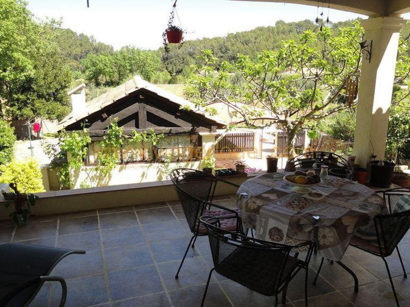 Verkoop  huis Le thoronet 435000€ - Foto 2