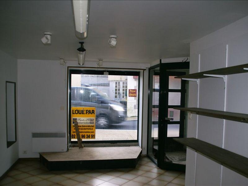 Rental empty room/storage Moelan sur mer 380€ HC - Picture 2