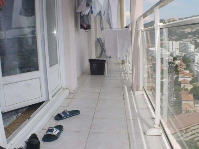 Sale apartment Marseille 102000€ - Picture 2