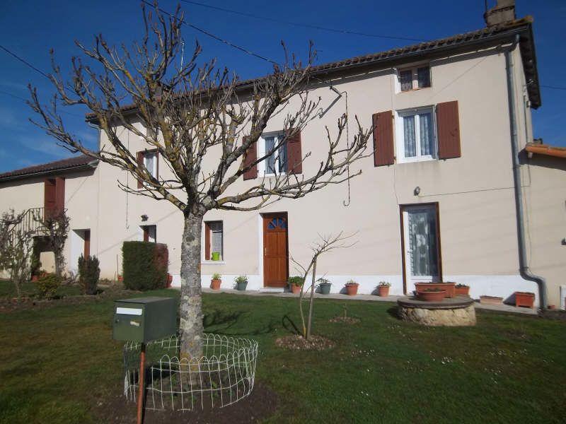 Vente maison / villa Queaux 121000€ - Photo 1