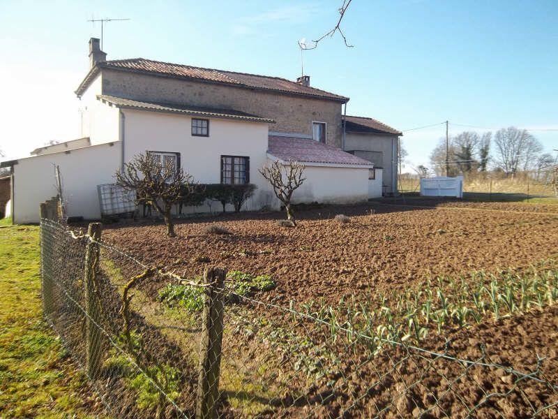 Vente maison / villa Queaux 121000€ - Photo 5