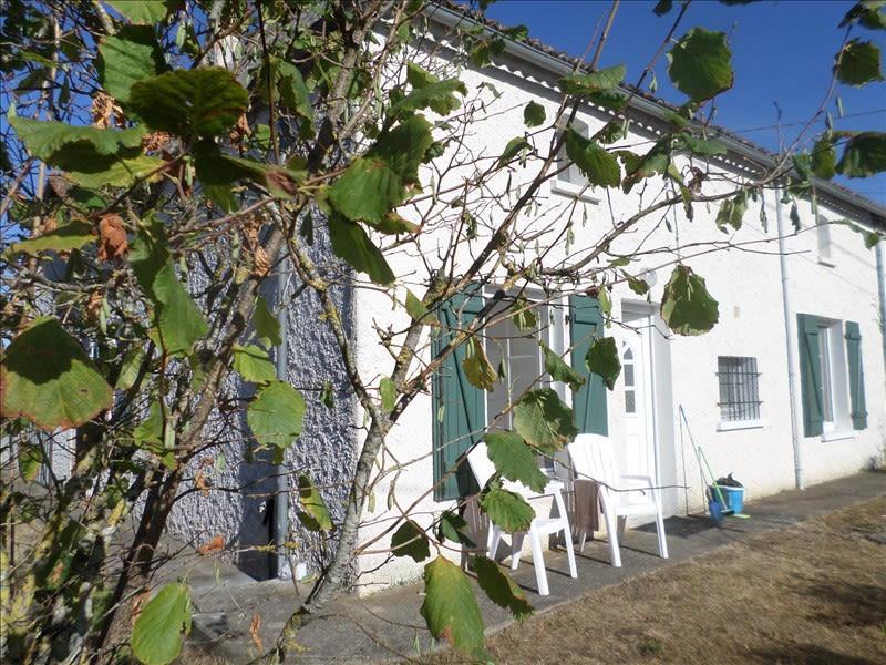 Vente maison / villa Moulismes 54999€ - Photo 1