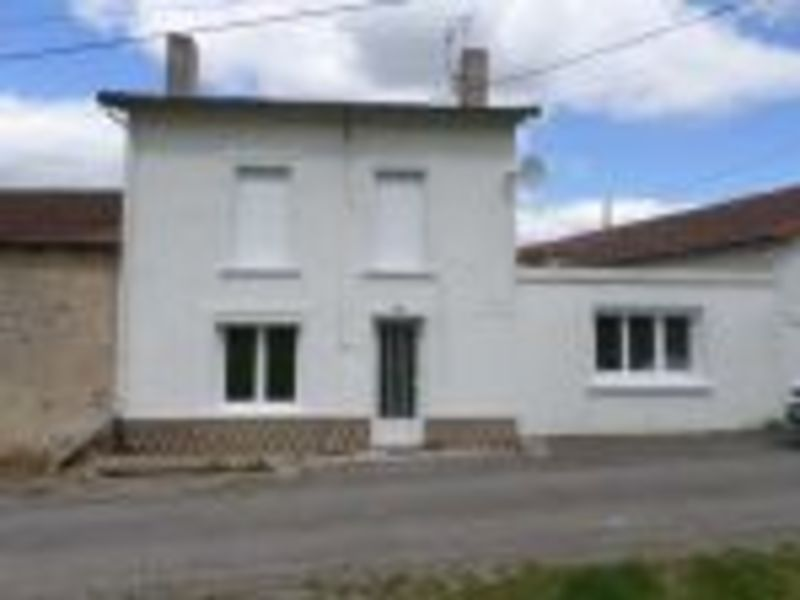 Vente maison / villa Leignes sur fontaine 91 000€ - Photo 1