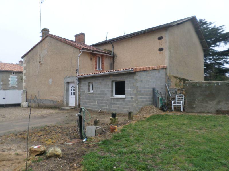 Vente maison / villa Mazerolles 77500€ - Photo 11