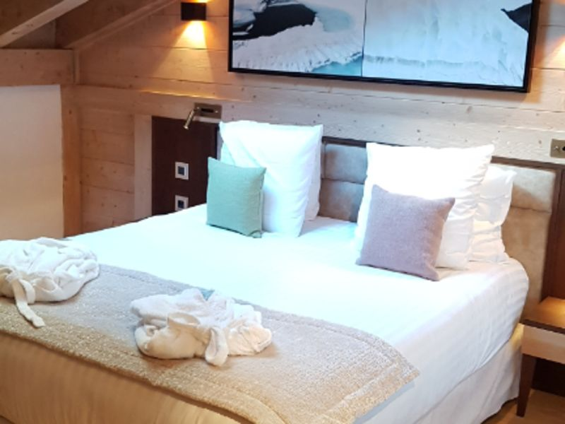 Venta  apartamento Les avanchers valmorel 579167€ - Fotografía 3