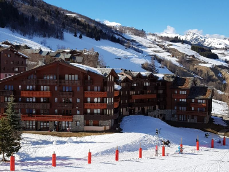 Sale apartment Les avanchers valmorel 579 167€ - Picture 8