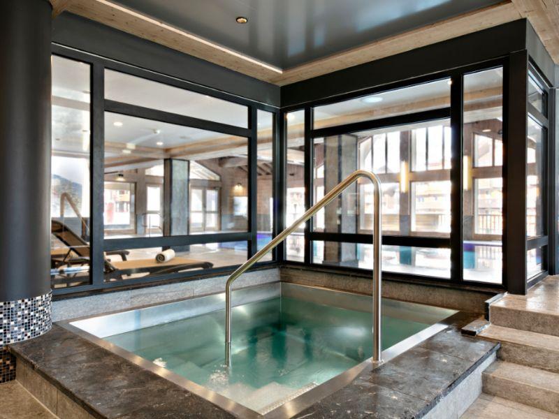 Sale apartment Les avanchers valmorel 412500€ - Picture 3