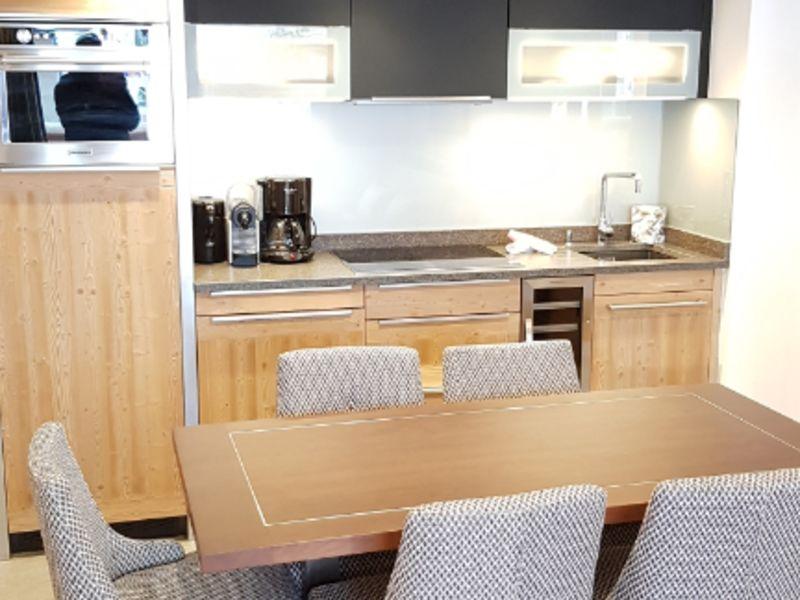 Sale apartment Les avanchers valmorel 412500€ - Picture 7