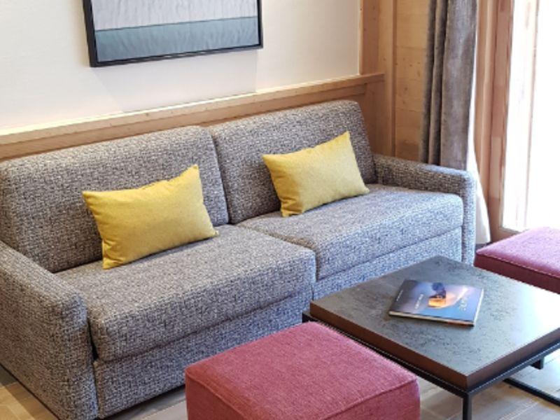 Sale apartment Les avanchers valmorel 412500€ - Picture 8