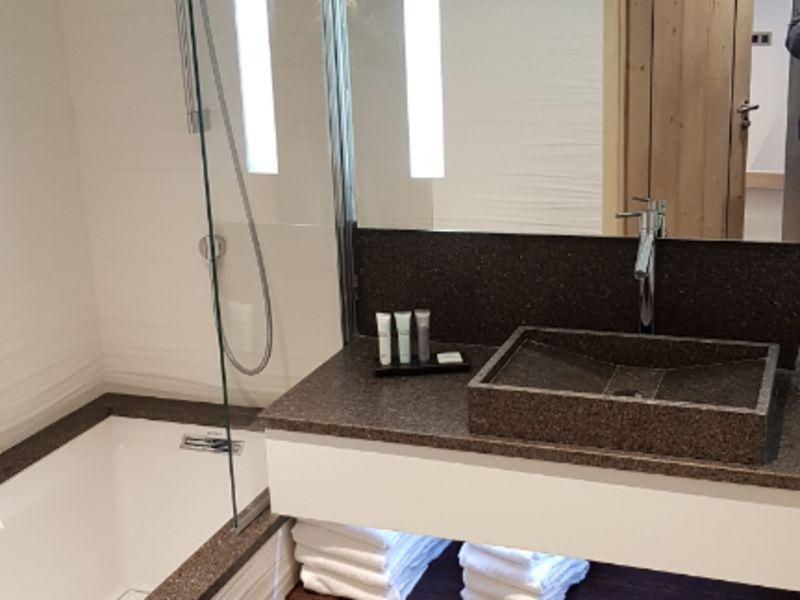Revenda apartamento Les avanchers valmorel 412500€ - Fotografia 10