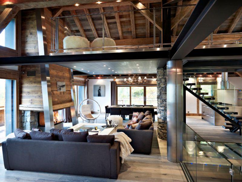 Sale apartment Meribel les allues 4200000€ - Picture 1