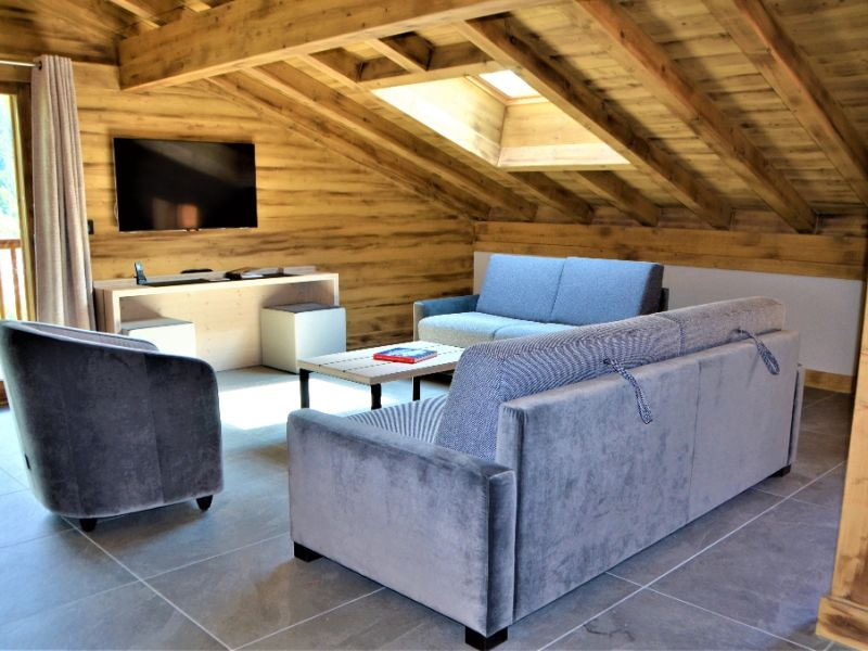 Sale apartment Les houches 595833€ - Picture 2