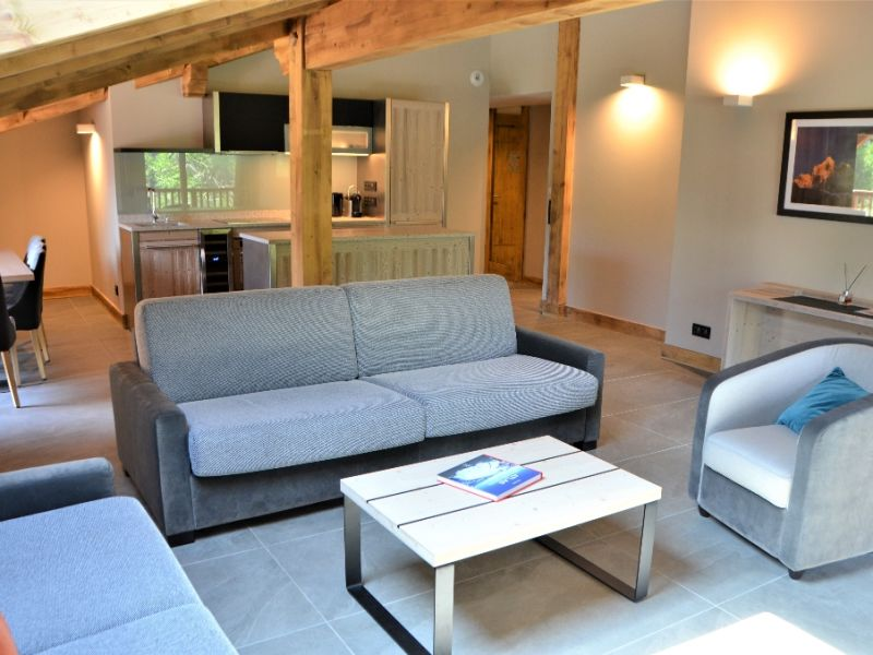 Sale apartment Les houches 595833€ - Picture 3