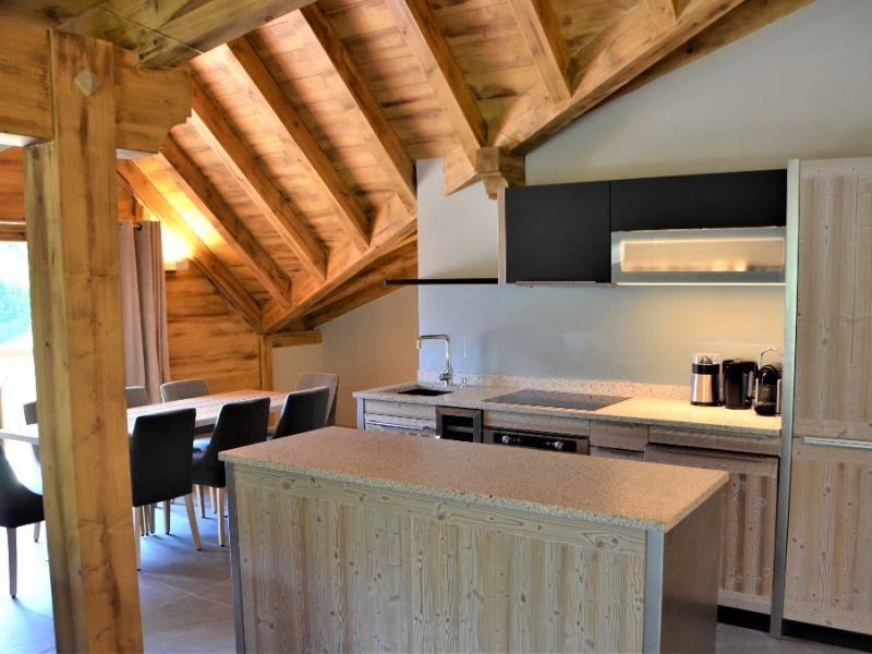 Sale apartment Les houches 595833€ - Picture 4