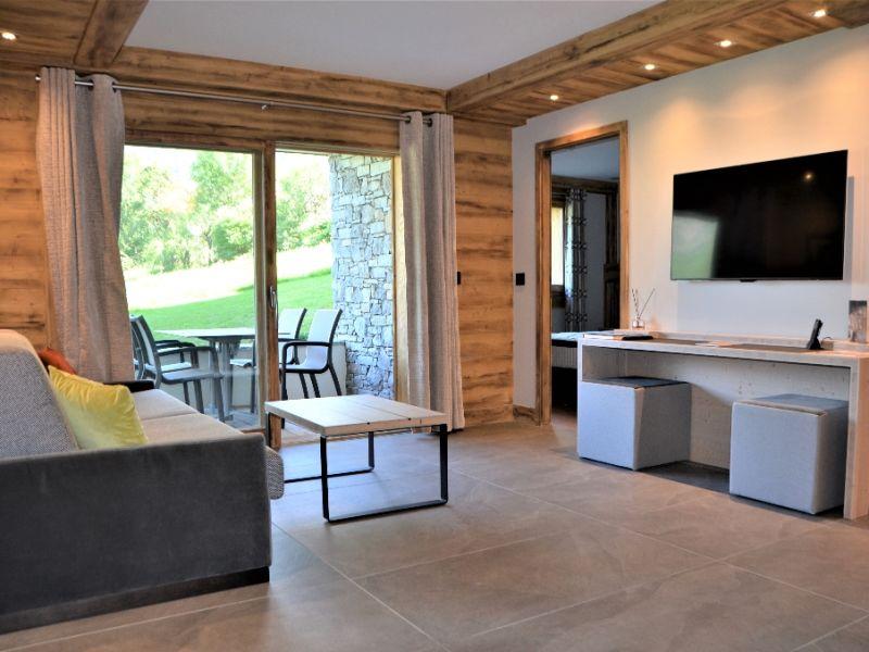 Venta  apartamento Les houches 300000€ - Fotografía 2