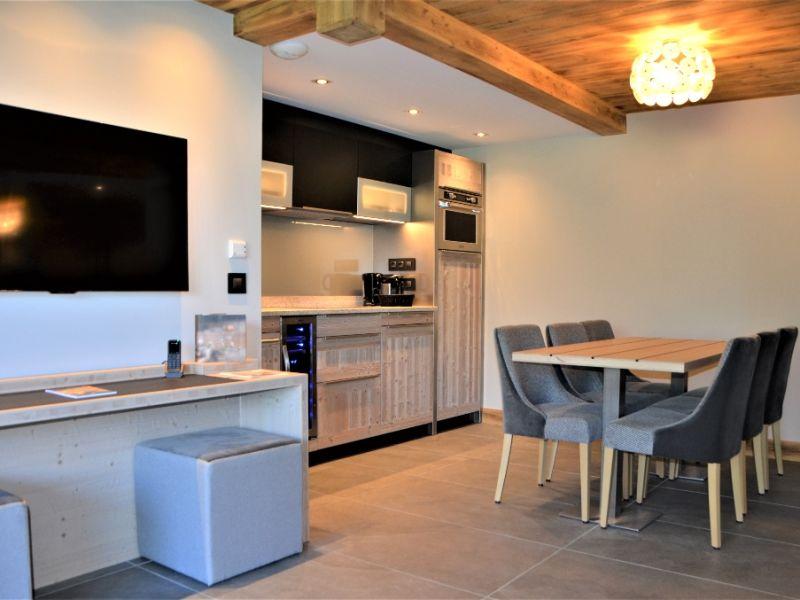 Sale apartment Les houches 300000€ - Picture 3