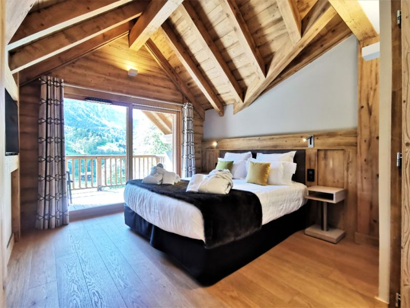 Sale apartment Les houches 429 167€ - Picture 4
