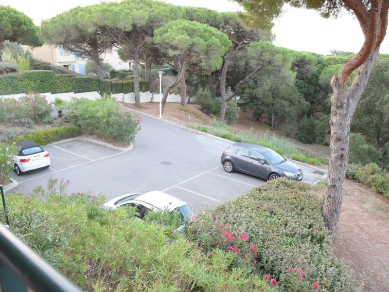 Rental apartment Les issambres  - Picture 1