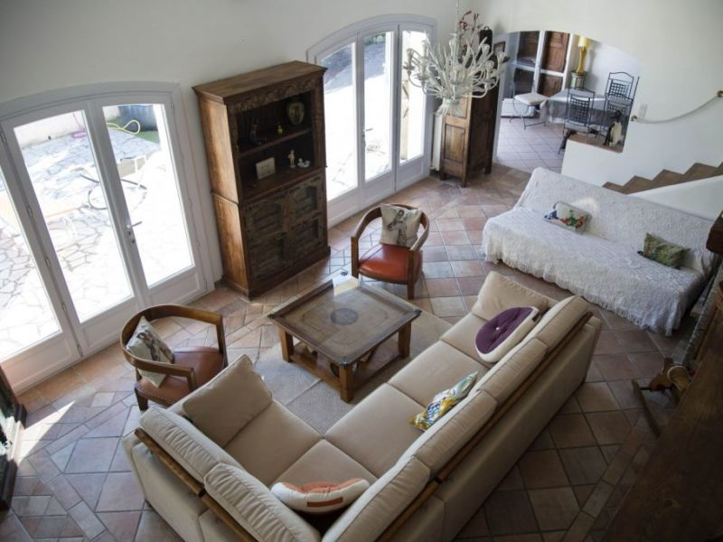 Vacation rental house / villa Les issambres 1450€ - Picture 18