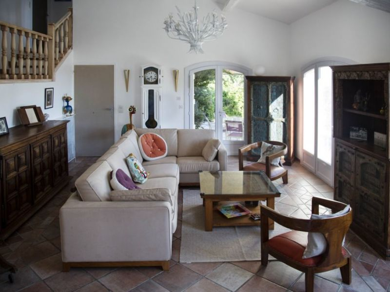 Vacation rental house / villa Les issambres 1450€ - Picture 21
