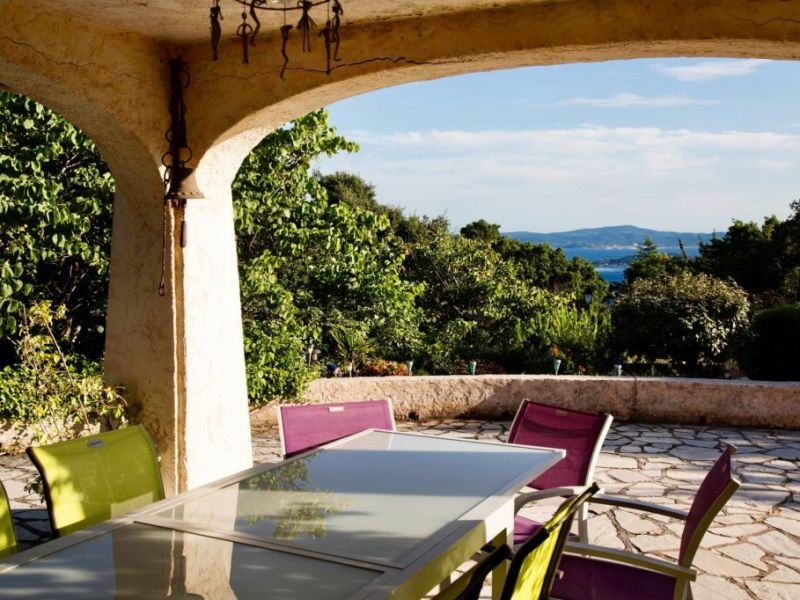 Vacation rental house / villa Les issambres 1450€ - Picture 23
