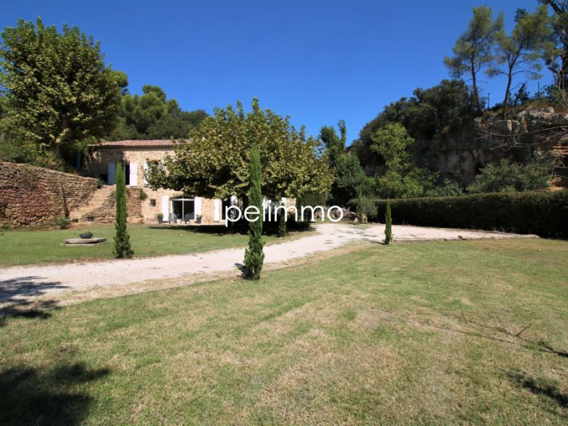 Vente maison / villa Grans 892500€ - Photo 2