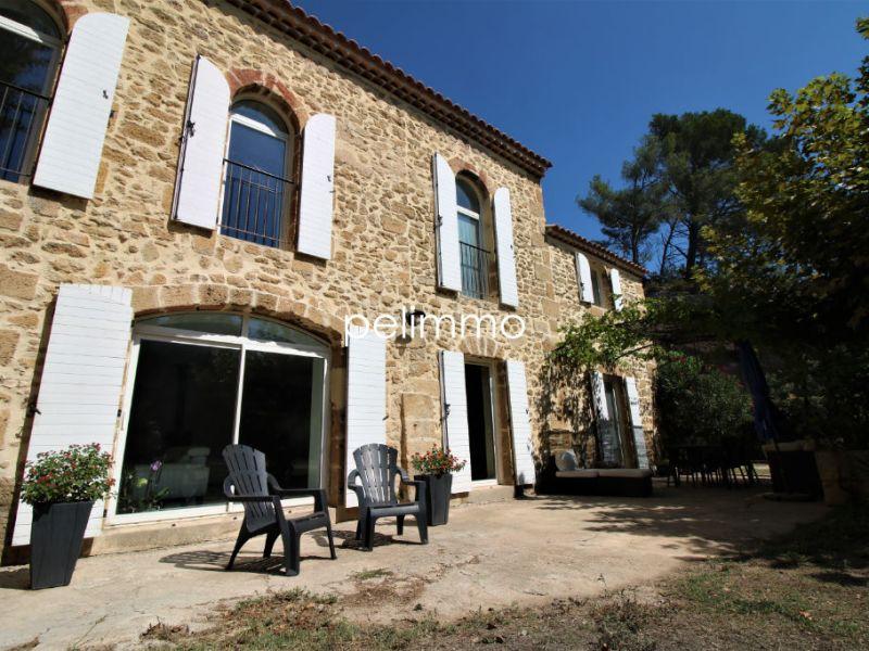 Vente maison / villa Grans 892500€ - Photo 5