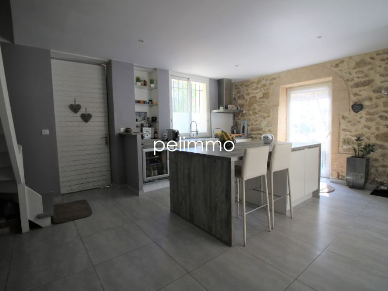 Vente maison / villa Grans 892500€ - Photo 8