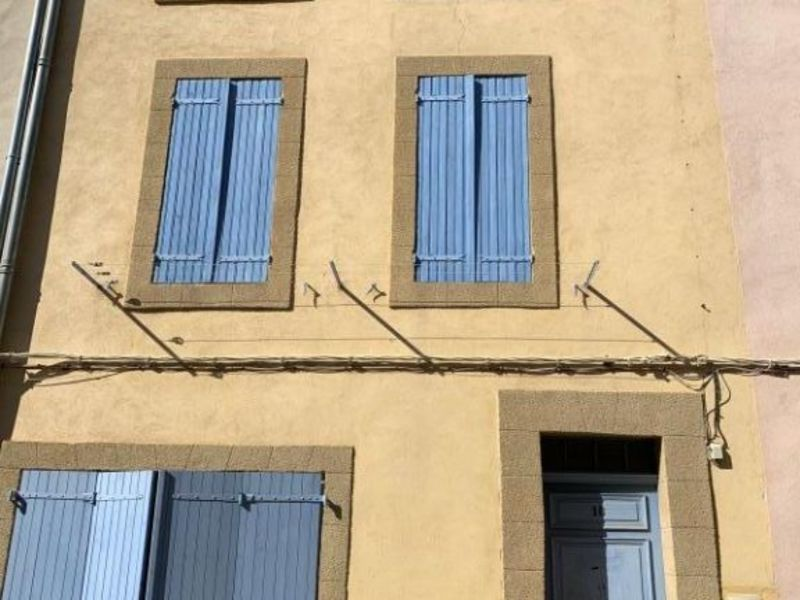 Sale building St chamas 295000€ - Picture 1