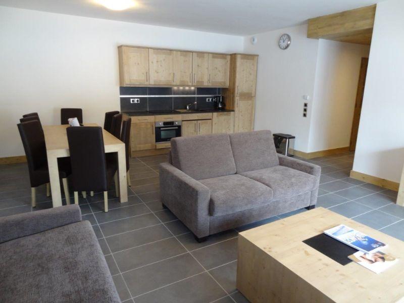 Vente appartement Tignes 566667€ - Photo 1