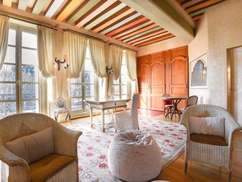 Rental apartment Paris 3000€ CC - Picture 2