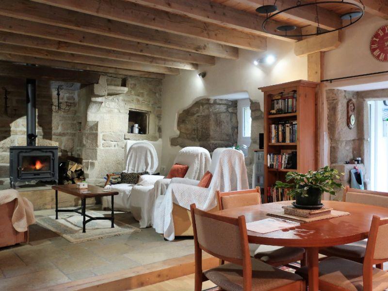 Sale house / villa Querrien 249600€ - Picture 2