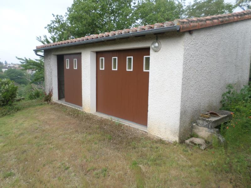 Vente maison / villa Lussac les chateaux 96000€ - Photo 12