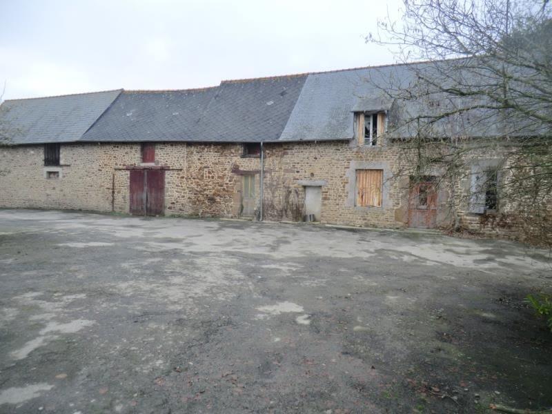 Sale house / villa Luitre 83600€ - Picture 1